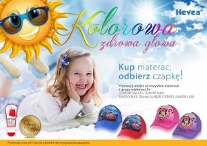 Promocja Kolorowa Zdrowa Głowa