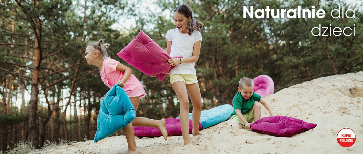 Hevea naturalnie dla dzieci
